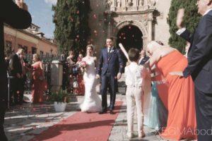 Boda en el Generalife de Granada